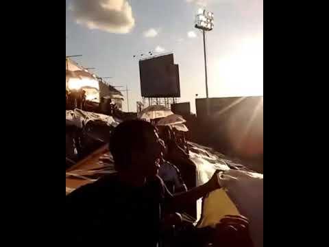 """""""Así se canta y se alienta en la tribuna de Platense."""" Barra: La Banda Más Fiel • Club: Atlético Platense"""