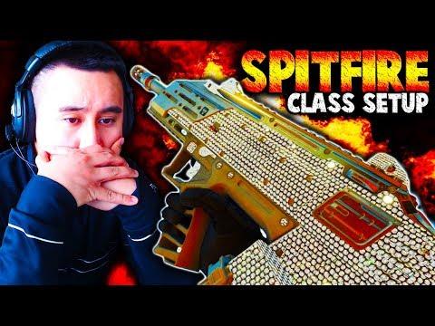 BO4 INSANE COMEBACK! SPITFIRE BEST CLASS SETUP BLACK OPS 4