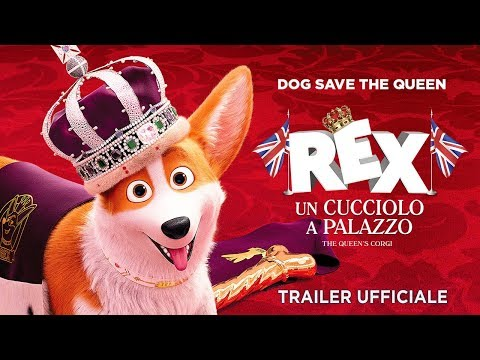 Rex – Un cucciolo a palazzo – Il trailer italiano