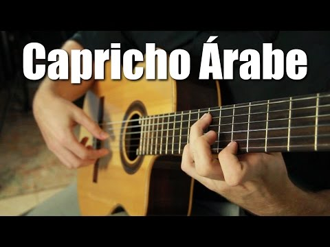 Capricho Arabe by Francisco Tarrega