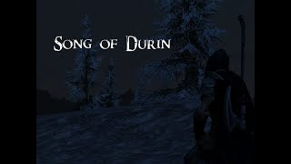 Song of Durin - a Skyrim Machinima