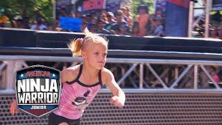 American Ninja Warrior Junior Qualifier EP 5 FULL OPENING CLIP | Universal Kids