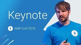 Keynote (AMP Conf 2018) | Kholo.pk