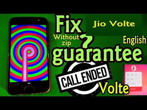 Enable VoLTE and fix battery drain in any custom rom Lenovo vibe k5