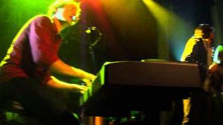 Jon McLaughlin - Stephen Kellogg & The Sixers - These Crazy Times - 10/6/11 - Varsity Theater
