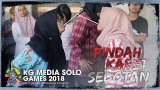 Lomba Pindah Karet sambil Joget - KGMEDIASOLO