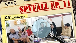 Playing Spyfall! (Ep.11)