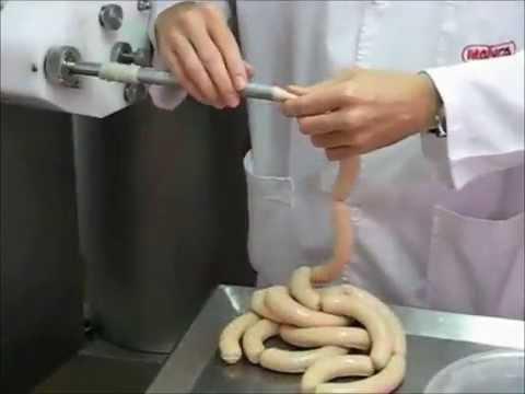 Maquina para hacer embutidos ( embutidora)