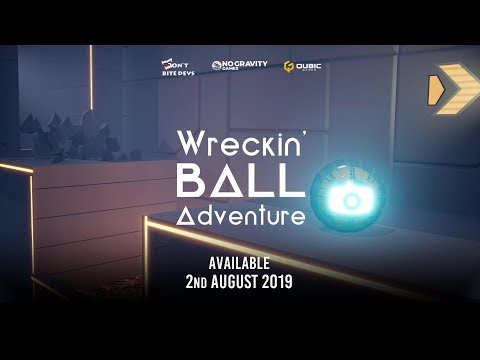 Wreckin' Ball Adventure - Official Trailer thumbnail