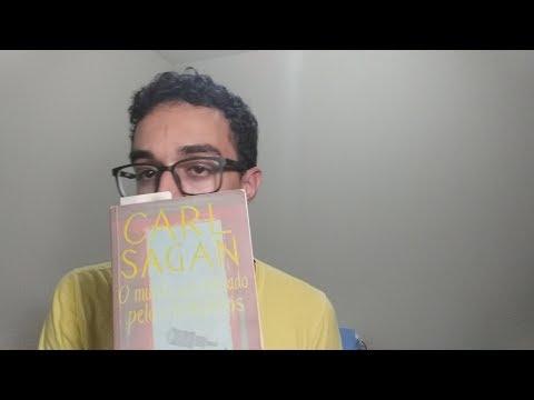 CARL SAGAN ? O MUNDO (finalmente) ASSOMBRADO PELOS DEMÔNIOS