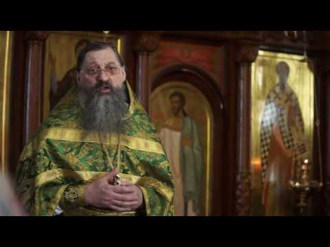 Проповедь в день праведного Александра Чагринского