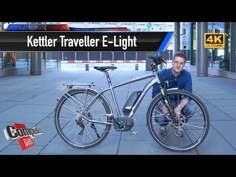 Kettler Traveller E Light: Leichtes eBike im Test