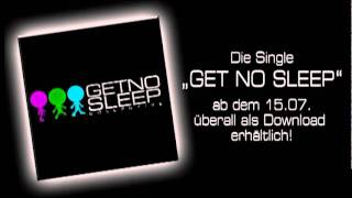 Get No Sleep Collective -- Get No Sleep (Original Clubmix) (Snippet)