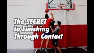 The SECRET to Finishing Through Contact