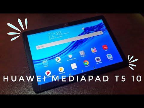 รีวิว Huawei Mediapad T5 10