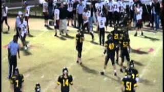 Prairie Grove (13) vs Pea Ridge (0) 2011