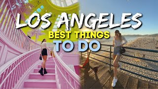 LA WEEKEND TRAVEL GUIDE (Top Things To Do In Los Angeles)