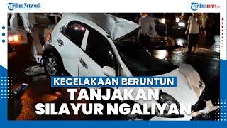 Kecelakaan Beruntun di Ngaliyan, Truk Tronton dengan Tiga Mobil dan Dua Motor, Tewaskan Satu Pemotor