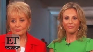 Elisabeth Hasselbeck Quits After Barbara Walters Fight