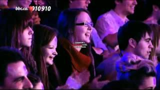 Sport Relief on Britains Got Talent 2012