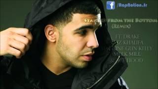 Drake - Started From The Bottom ft. Wiz Khalifa, Machine Gun Kelly, Meek Mill & Ace Hood