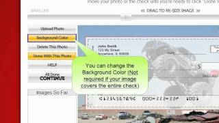 How To Order Photo Checks