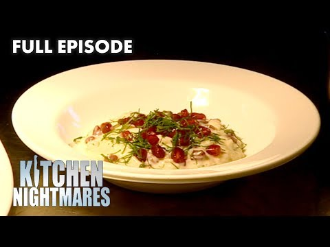 Gordon Ramsay Served A Pomegranate Risotto | Kitchen Nightmares