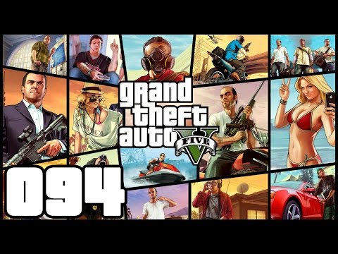Let's Play Grand Theft Auto V [German] #94 - Der Verkaufsschild-Vandale