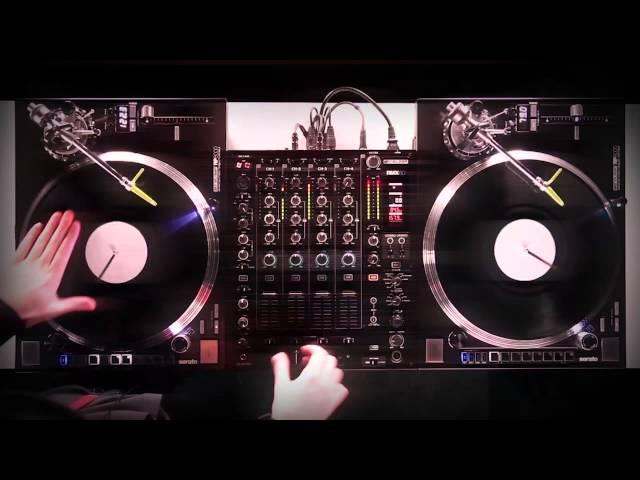 Reloop Turntablism Showcase with DJ Fong Fong