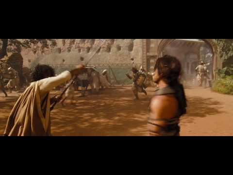 Prince of Persia: Sands of Time Clip 'Dagger Discovery'
