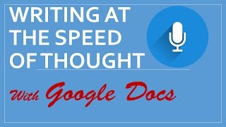 Free Dictation Software in Google Docs - Dragon dictation software alternative