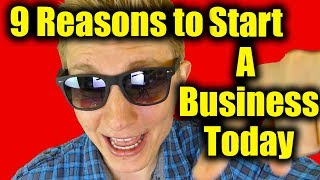 9 Reasons Why You Need To Start a Side Business TODAY!