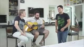 Jorge & Mateus e Michel Teló - Amo Noite e Dia (Acústico)