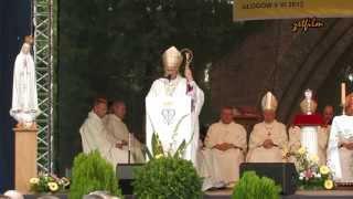 Homilia abp  Zygmunta Zimowskiego