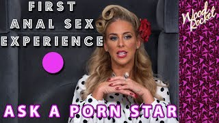 Download Video Ask A Porn Star: My First Anal Sex Experience MP3 3GP MP4