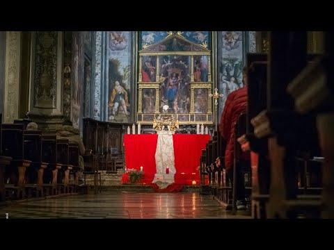 Corpus Domini, messa e adorazione eucaristica