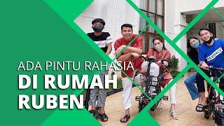 Raffi Ahmad Takjub dengan Rumah Baru Ruben Onsu, Ada Pintu 'Rahasia'