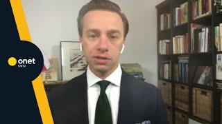 Krzysztof Bosak zapowiada czy poprze kogoś w II turze