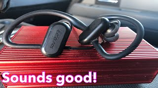 Anker Soundcore Spirit X Wireless Sports Earphones- UNBOXING AND REVIEW!
