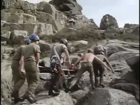 "Royal Marines: Behind the Lines ""Fain I would Climb"" (эпизод 1)"