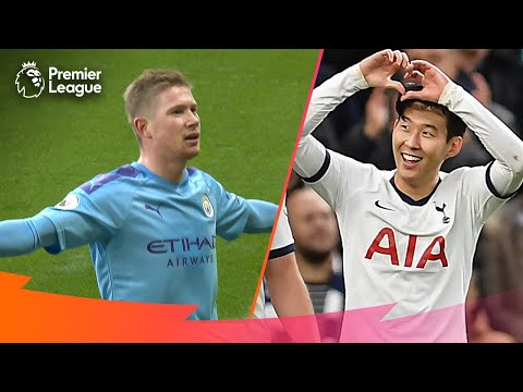 BEST Goals of the Season So Far | Premier League | De Bruyne, Son, Jahanbakhsh