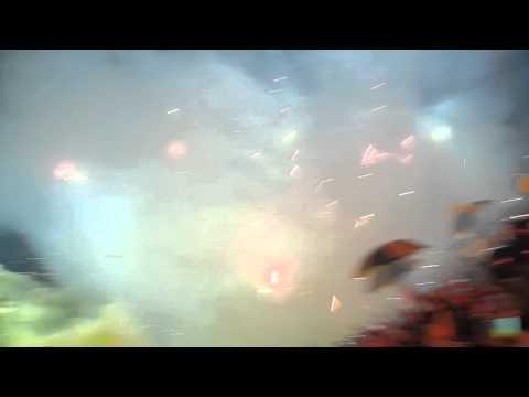 """""""Inauguración Campeón del Siglo - Estadio de Peñarol"""" Barra: Barra Amsterdam • Club: Peñarol"""