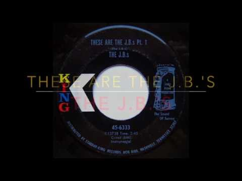 These Are The J.B.'s - The J.B.'s (1970) (HD Quality) online metal music video by THE J.B.'S / JB HORNS