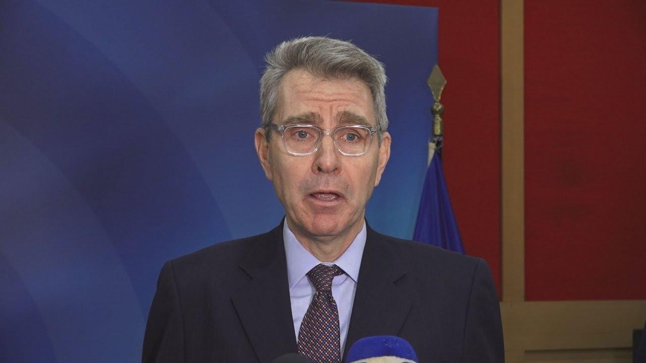 Τζ. Πάιατ: Αυτή η χρονιά είναι ευκαιρία να φωτίσουμε τις δυνατότητες που υπάρχουν στην Ελλάδα