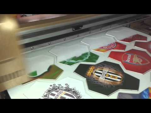 Impresora UV CamaPlana (FlatBed UV Printer) Impresora UV CamaPlana Colombia