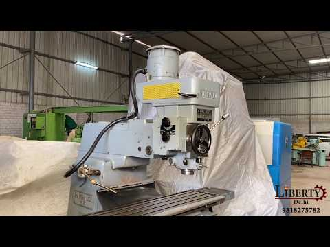 Rambaudi M3 Vertical Milling Machine