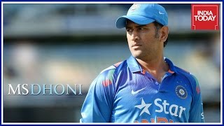 MS Dhoni Quits Captaincy Of Indian ODI & T20 Teams