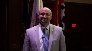 VIDEO: Criminal Court Judge Gary McKenzie Addresses Delegates