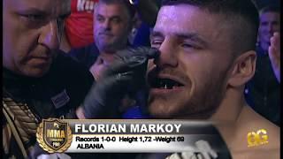 Florian Markou vs Stefan Suskavcevic MCP6 ΜΜΑ GREECE OFFICIAL VIDEO
