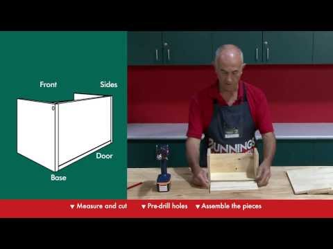 How To Build A Letterbox - DIY At Bunnings